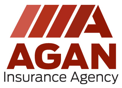 Agan Insurance Agency Logo Design Pelham AL