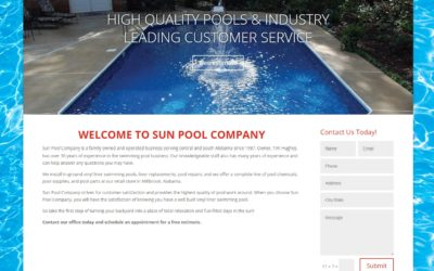 Website Design Millbrook, AL