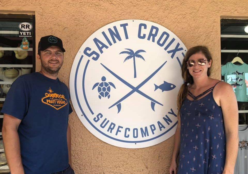 St. Croix Logo Design